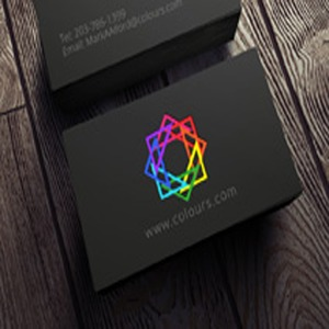 High quality business cards printing fast easy uprinting 25 stunning black business cards reheart Gallery